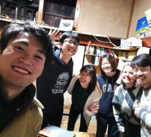 frivilligt arbejde i Japan